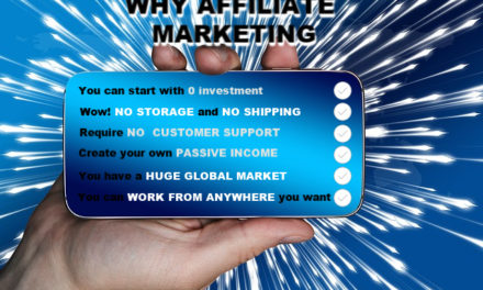 Why Become an Affiliate Marketer!
